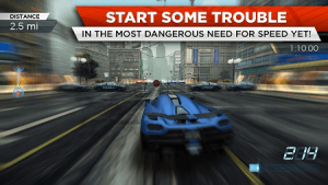 need for speed gameplay screenshot