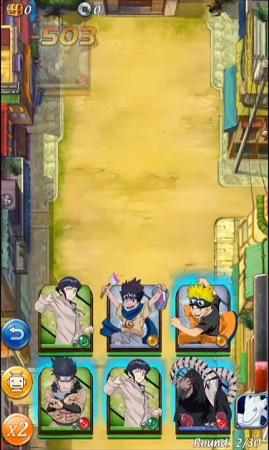 Ninja the chakra awakens apkgameapps.com
