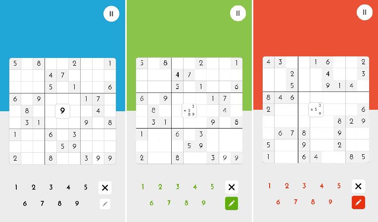 minimal sudoku by apkgameapps.com