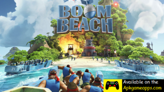 Boom Beach mod for android