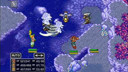 Chrono trigger mod apk for android (Gameplay screenshot)