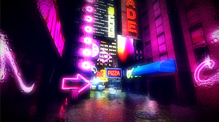 Cyberpunk 2069 apk for android (gameplay screenshot)