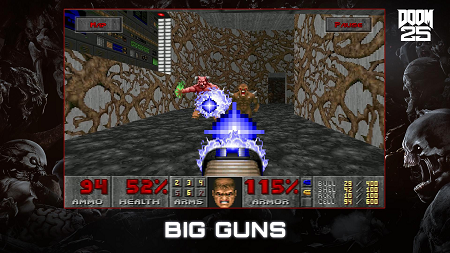 Doom apk for android (gameplay screenshot)