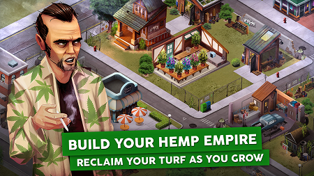 Hempire mod apk for android (Gameplay screenshot)