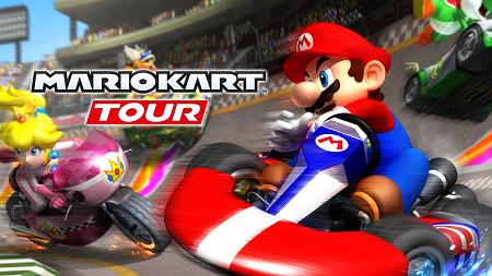 Mario Kart Tour Apk for android