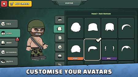 Mini militia doodle army mod apk for android