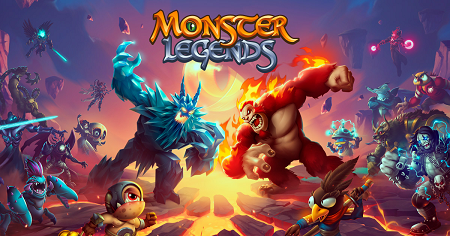 Monster legends mod for android apk