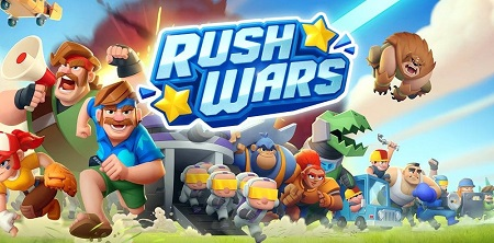Rush wars for android