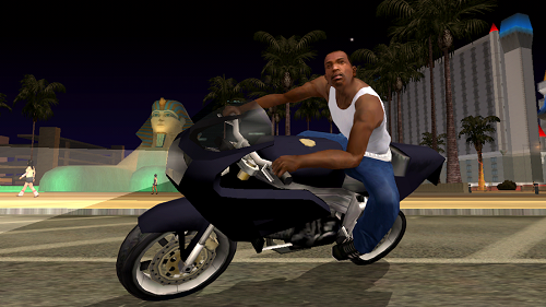 GTA san andreas for android apk